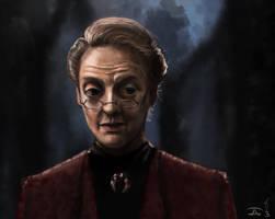 Minerva McGonagall by MrBorsch