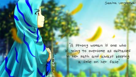 A Strong Women! by Uwezu93
