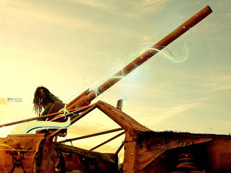 daydreamer by B1indy