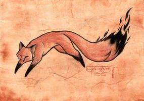Spirit of Fire by PanHesekielShiroi