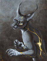 Stronger in Spite by PanHesekielShiroi