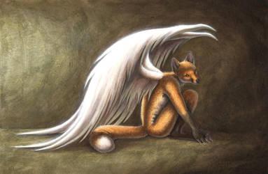 Wings by PanHesekielShiroi