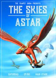 The Skies of Astar by PanHesekielShiroi