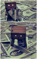 in love with money by iamkimji