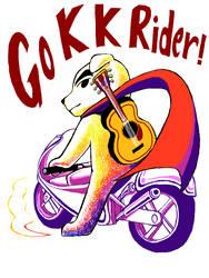 Go KK Rider by amito