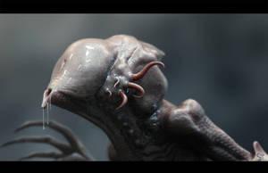Alien Giger by chalian54
