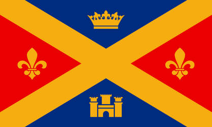 Royal Flag of the Kingdom of Albion (Fable III) by ScarlettRose93
