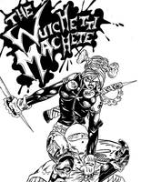 Wuichetti Machete by takkless