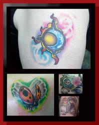 Tattoo portfolio, page 28 by takkless