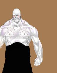 Karj The Helltorn: Manequin by takkless
