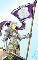 Rose Knight by takkless