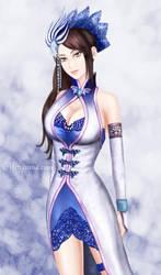 DW6 Zhen Ji by Minjanna