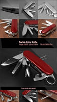 Swiss Army Knife by PixelPirate