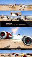 Pod Racer by PixelPirate