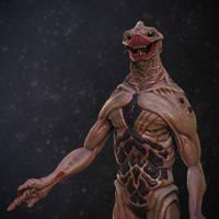 Sea Creature by PixelPirate