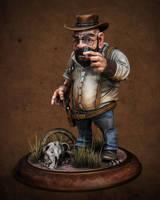 Cowboy by PixelPirate
