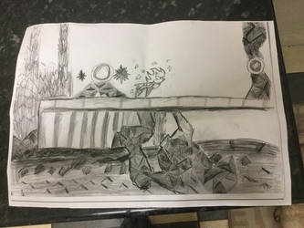 Sonic The Hedgehog 2 Hidden Palace Zone WIP 2 by ThomasTheHedgehog888