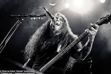 Slayer II by helvetephoto