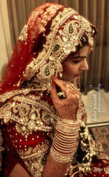 Shringar Kapoor Bridal Shoot by trivediisha