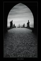 Prague - Charles Bridge 2 by jamiemahon