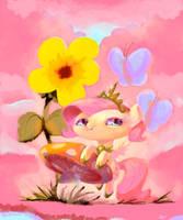 Garden Princess by DocWario