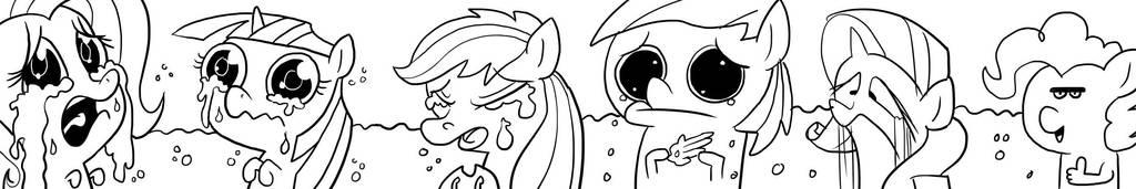 Sad Pony by DocWario