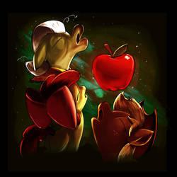 3 Apple Apple by DocWario