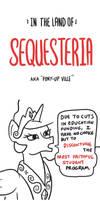 Sequestria by DocWario