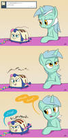 Buttered Toast by DocWario