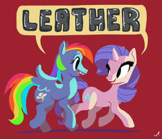 Leather by DocWario
