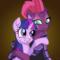 The First Hug Is The Deepest by DocWario