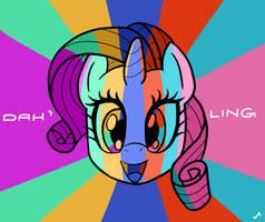 Raritober 9 - Spectral Ronk by DocWario