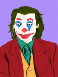 Joker (Joaquin Phoenix) by homer311