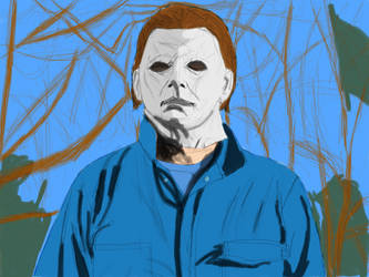 Michael Myers by homer311