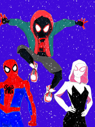 Into the Spider-Verse by homer311