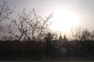 Lviv, morning by MaryONE22