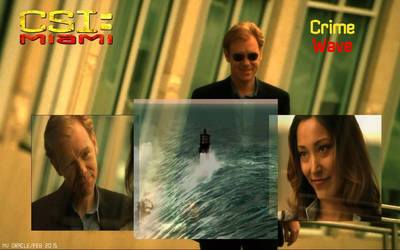 CSI Miami Crime Wave by nvoracle