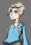 OC Main Character:  Isabel by MYTHICSONOFGOD