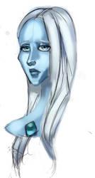 Blue Diamond by MYTHICSONOFGOD