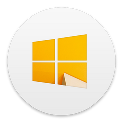 Windows 8 Boot Icon for Yosemite. by MagWhiz