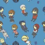 persona 3 wallpaper by nilampwns