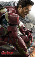 Avengers Age of Ultron Ironman by billycsk