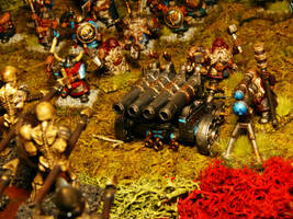 Dwarf Orgun Gun by Teuril