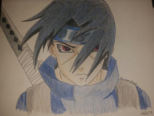 Itachi Uchiha (Naruto) by TurtlezRok