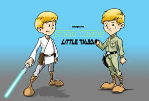 Little Tales - Teaser by Maxnethaal