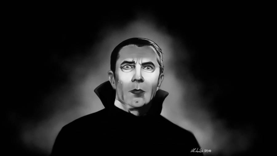 Bela Lugosi - Dracula Portrait by Maxnethaal