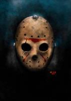 Jason Voorhees by Maxnethaal