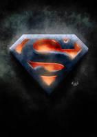 Superman Logo by Maxnethaal