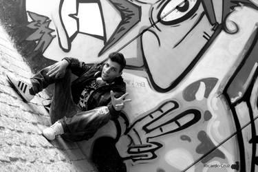 Hugo Alves 10 by RicardoCruz7