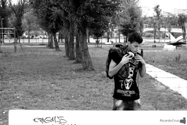 Hugo Alves 11 by RicardoCruz7